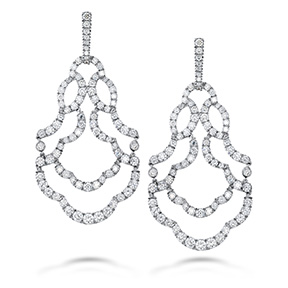 Lorelei Chandelier Diamond Earrings
